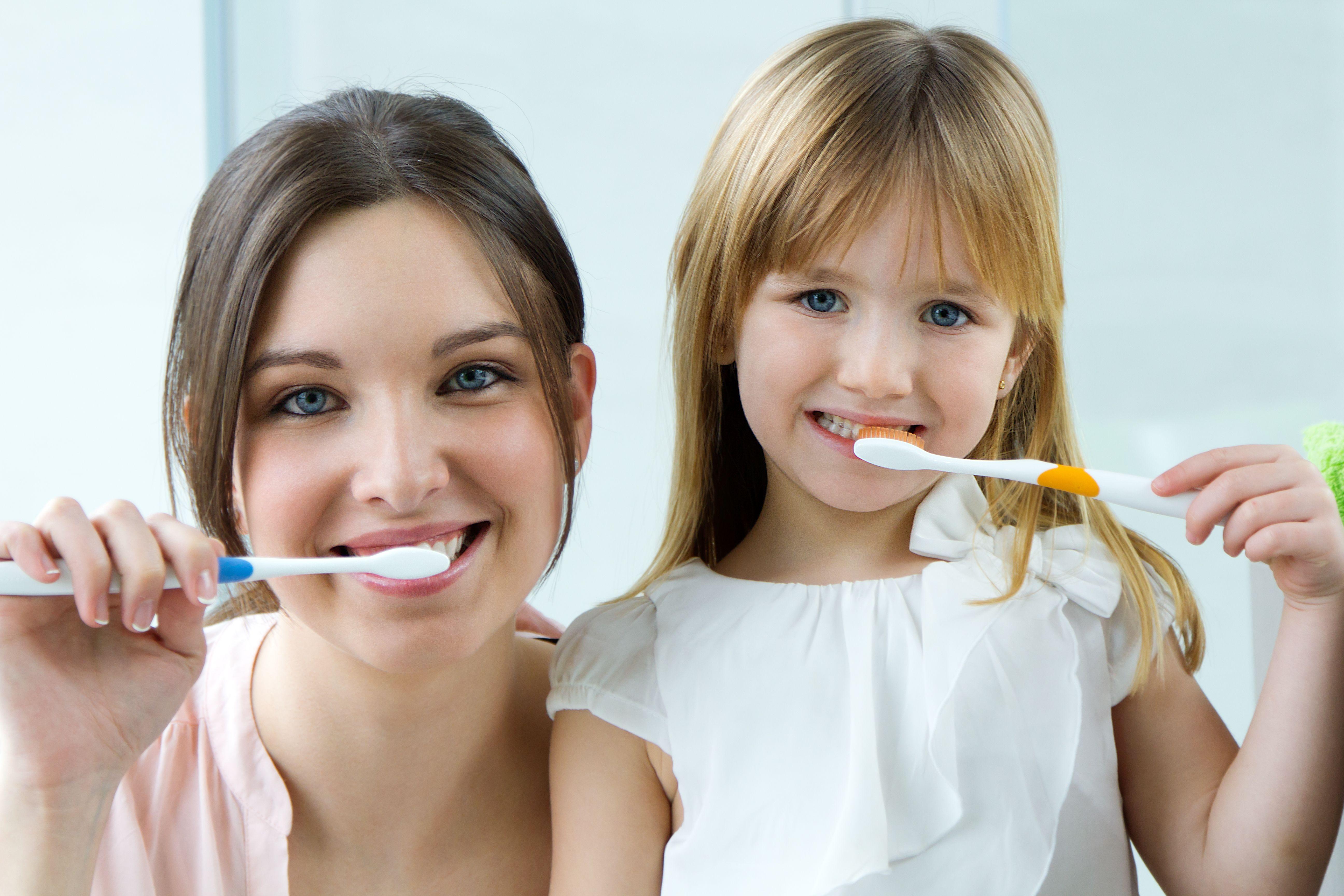 la importancia de la Higiene dental en casa