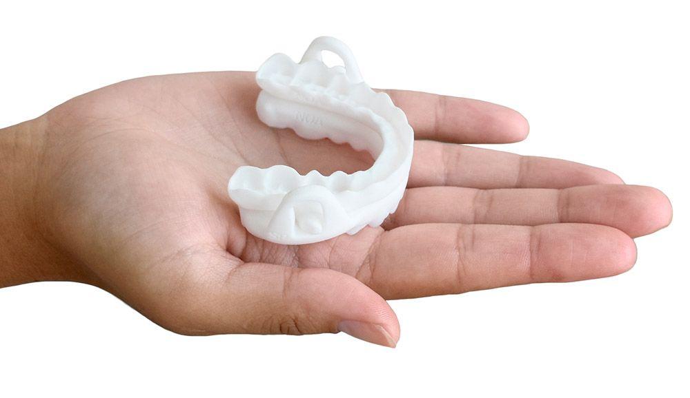 dispositivo de avande mandibular para solucionar ronquidos y apnea del sueño en vigo